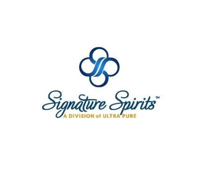 Logo for:  Signature Spirits a Division of Ultra Pure